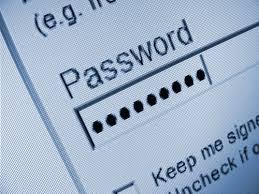 vanliga lösenord