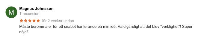 Erfarenhet Svenska Alarm