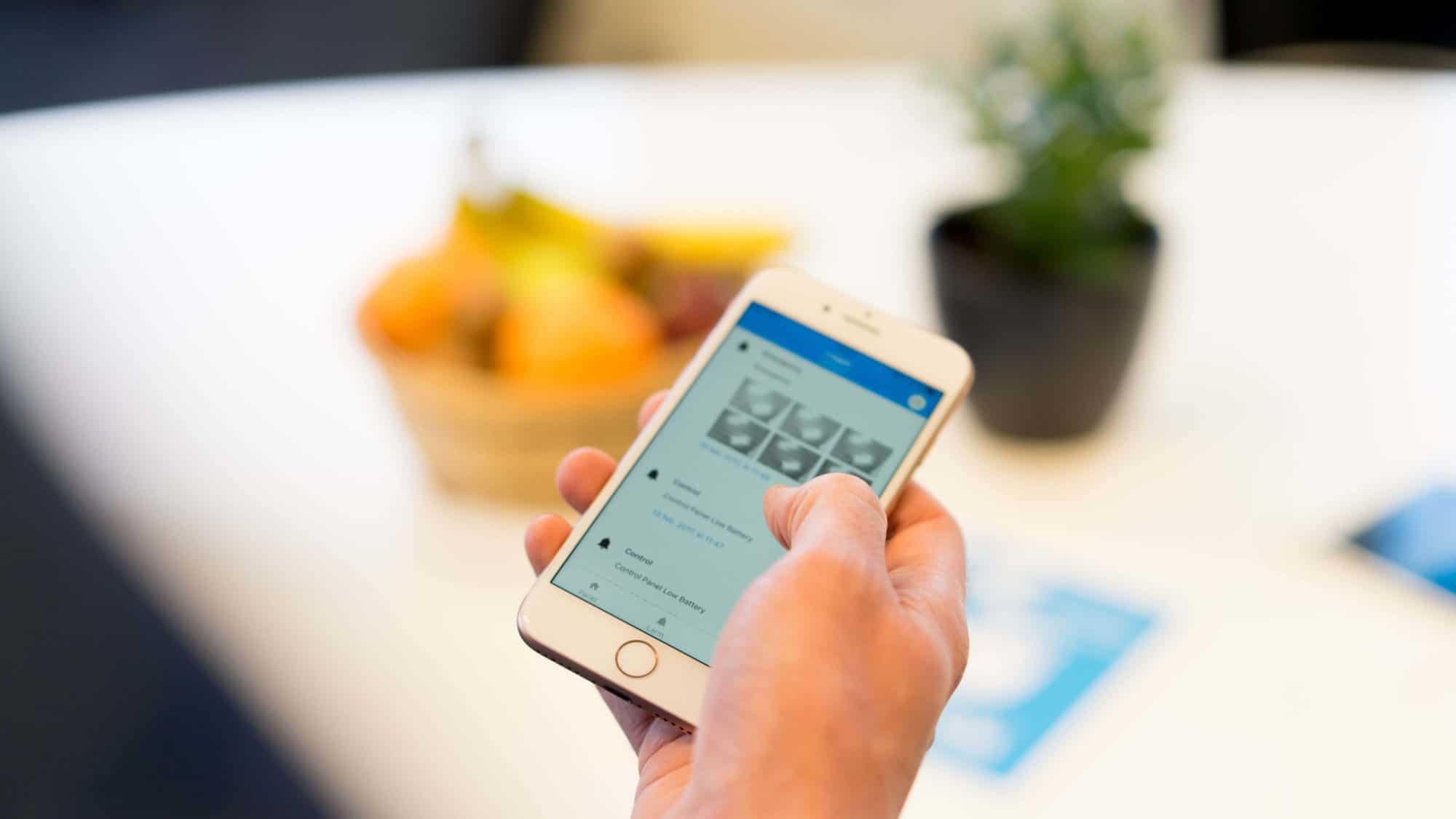 Känn kontroll med app i världsklass